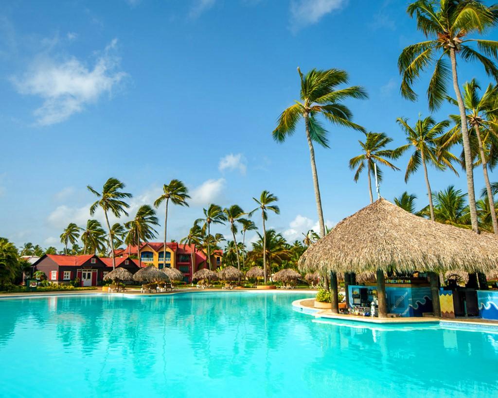 Dominik Cumhuriyeti manzaraları. Dominik Cumhuriyetinde dalış