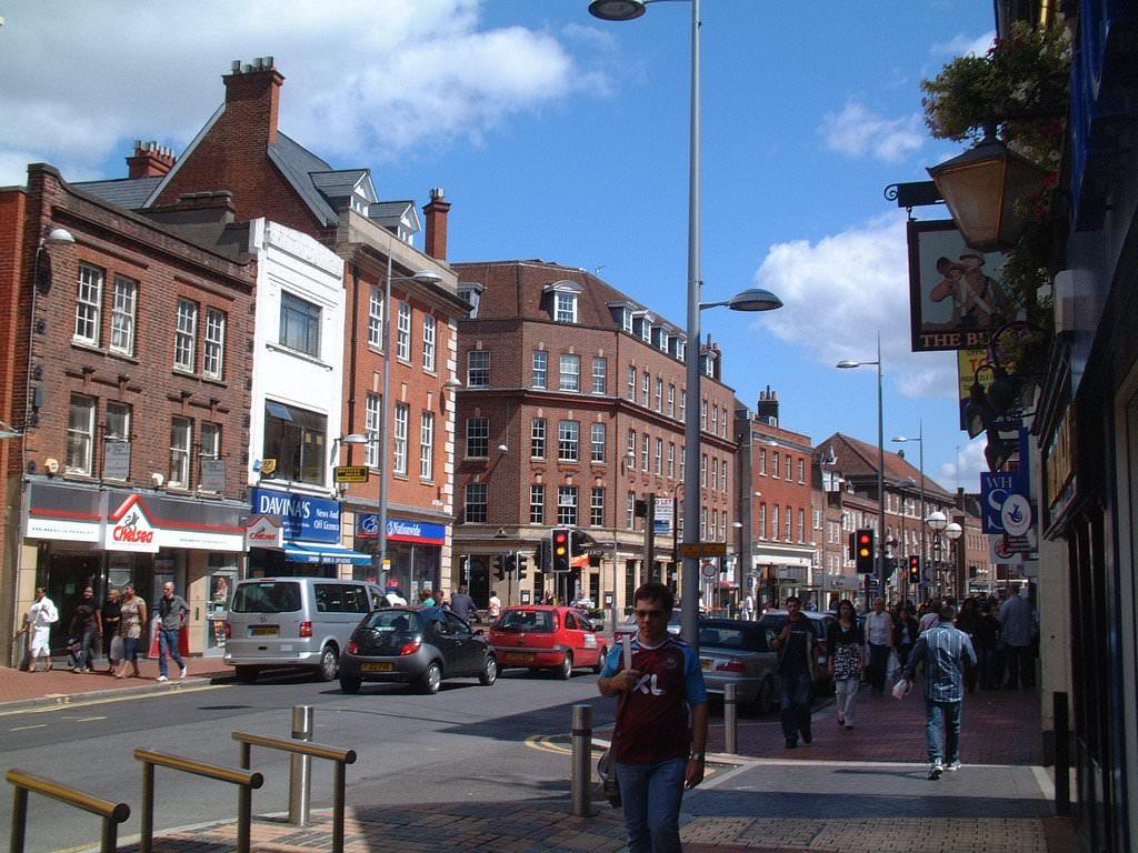 Car Rental Wolverhampton Area