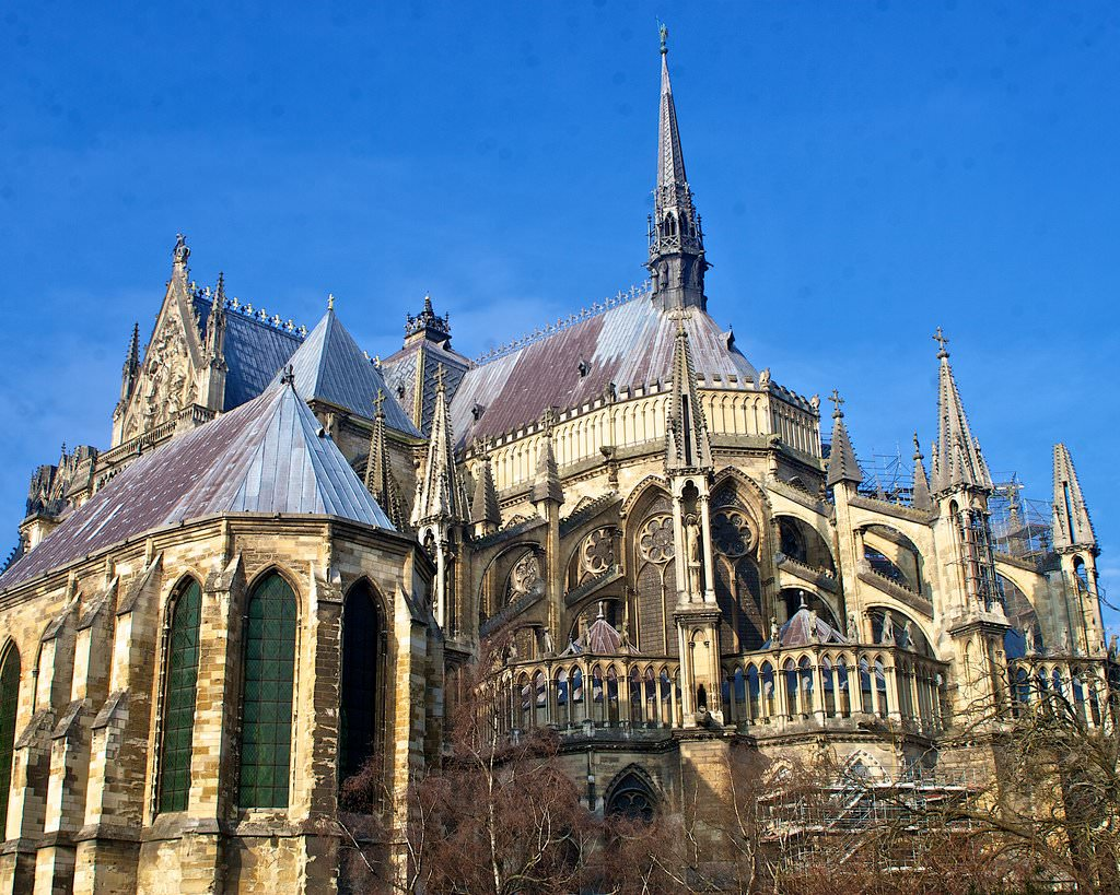 Photogallery Of Reims, France