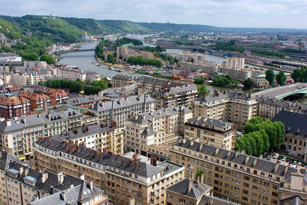 Rouen bilder fotogalerie von rouen hochwertige sammlung - Comptoir irlandais tours ...