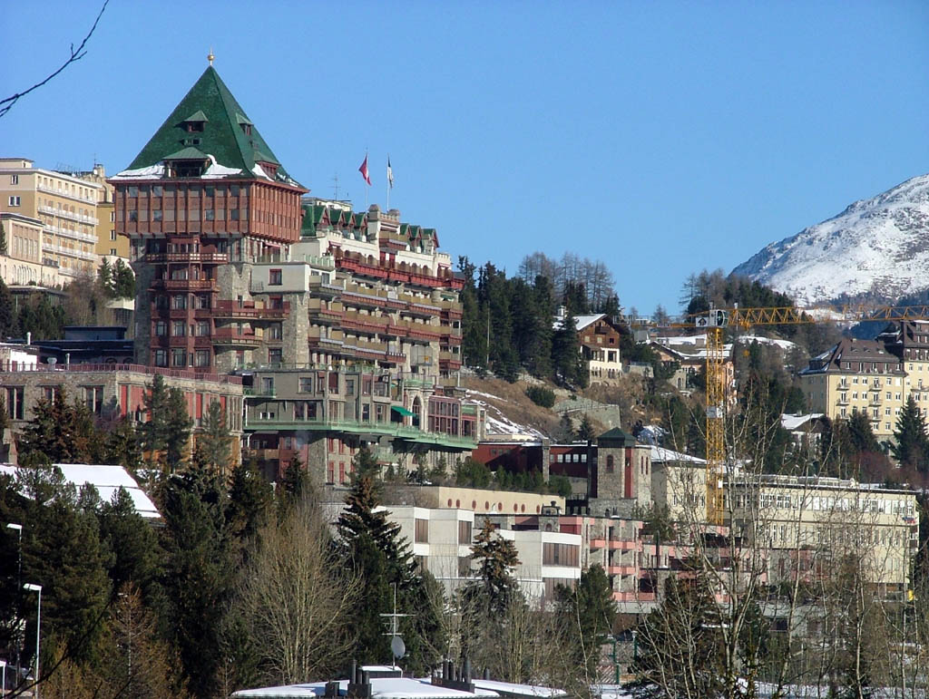 Sankt Moritz Travel Guide Things To See In Sankt Moritz