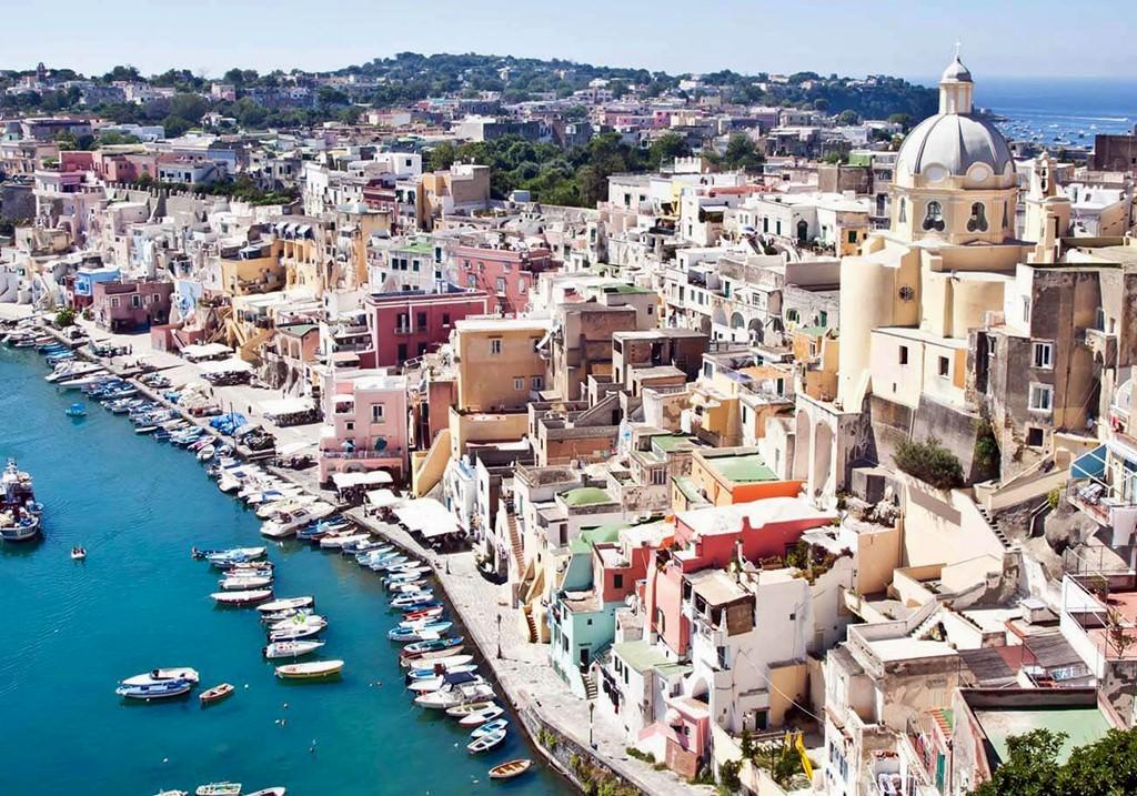 Италия жилая недвижимость