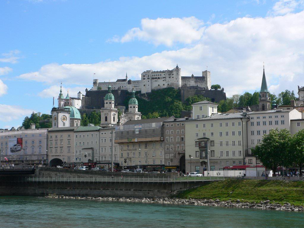 Salzburg pictures photo gallery of salzburg high for Designhotel salzburg