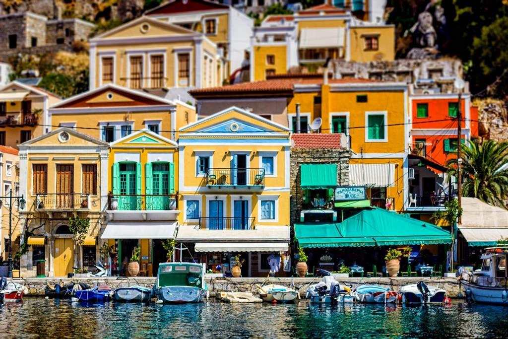 Вилла мария торони греция