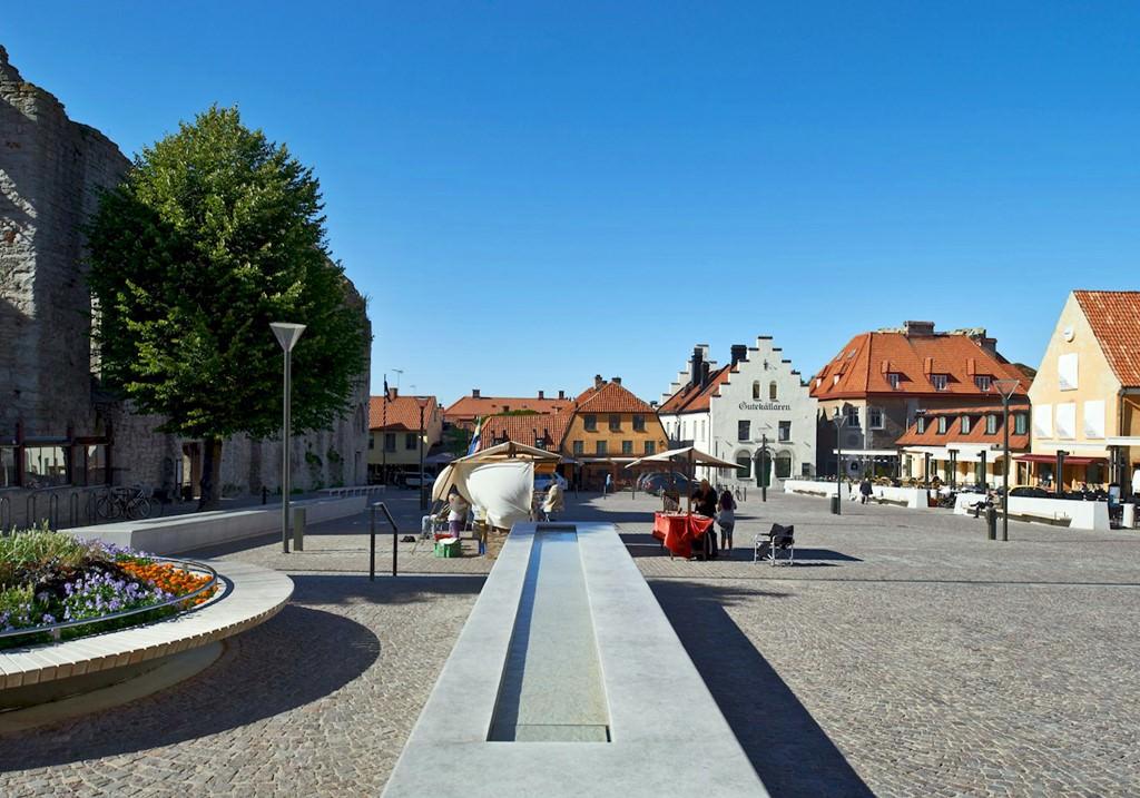 Küche Und Restaurants In Beliebten Städten Von Schweden