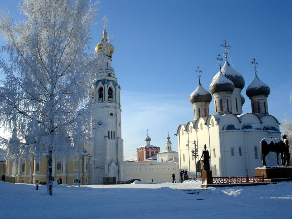 How to get to Vologda