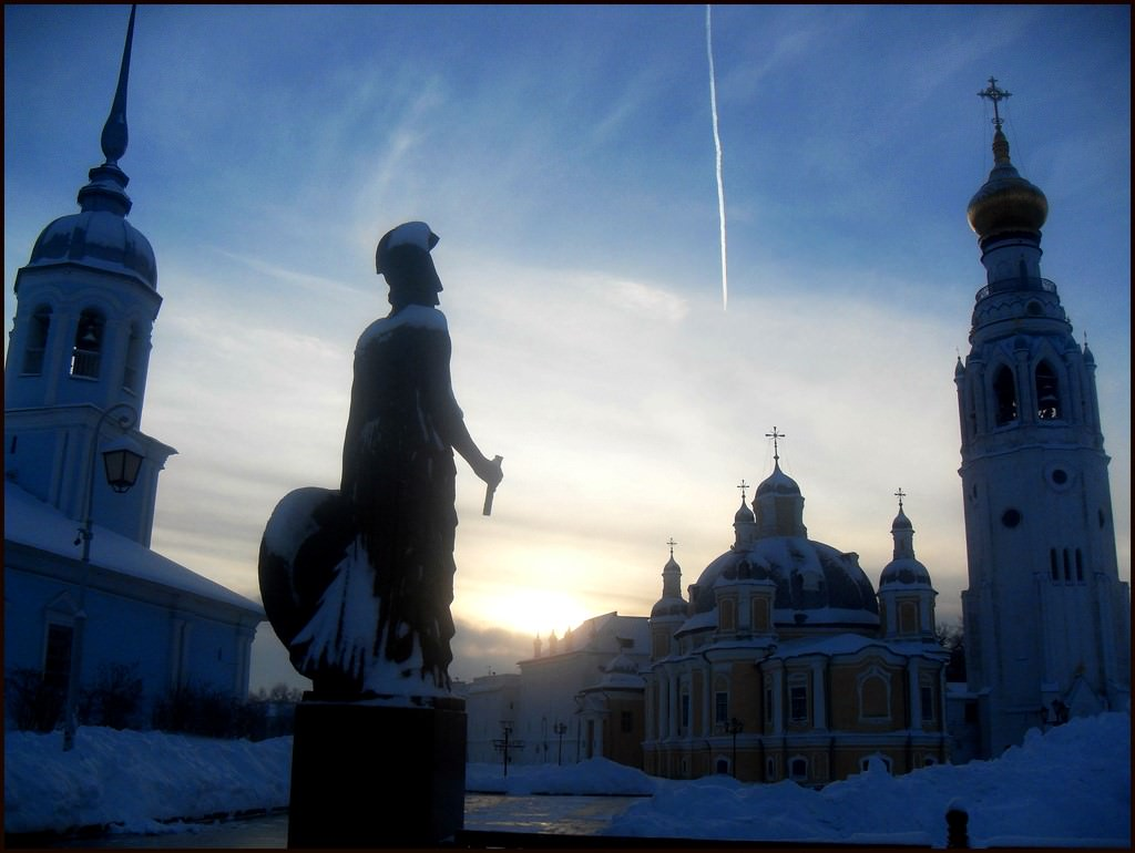 How to get to Vologda 67