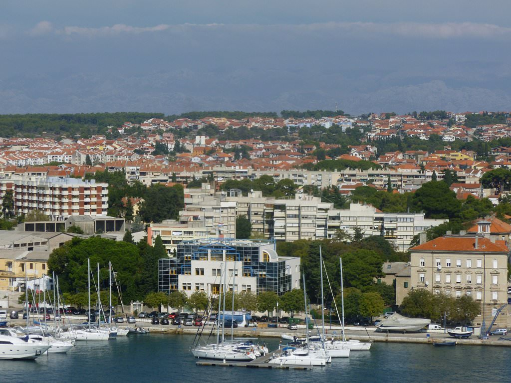 Zadar pictures photo gallery of zadar high quality for Hotels zadar