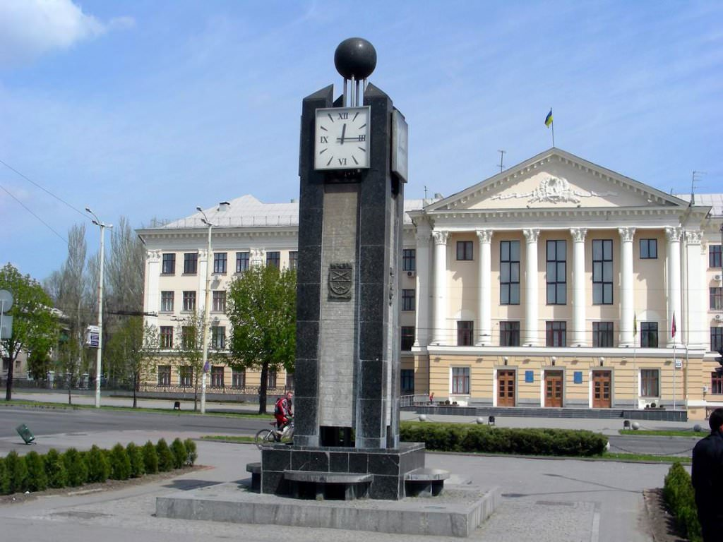 Libraries of Zaporozhye region: a selection of sites