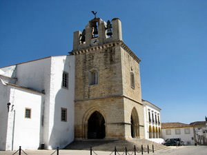 Largo da Se cathedral, Faro - The Algarve
