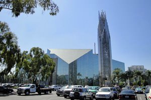 Crystal Cathedral, Anaheim