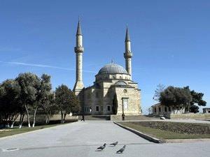 Baku in Azerbaijan