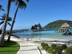 Bora Bora (Pearl Beach Resort & Spa)