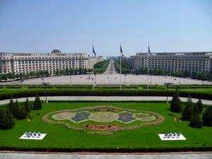 Bucharest palace