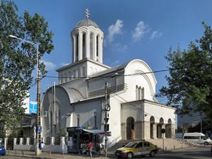 Sts. Constantine and Helen Church, Bucharest