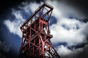 one Day in Gelsenkirchen: coal and Steel, Mining V
