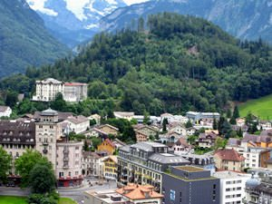 A view of Interlaken