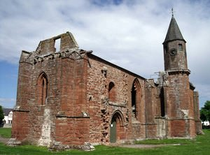 Fortrose Cathedral Ross & Cromarty - Black Isle