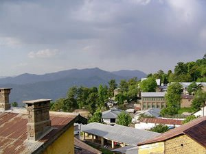 Pleasent Weather, Muree Town of Churchs