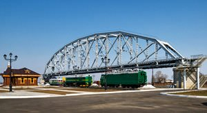 History of Amur bridge museum