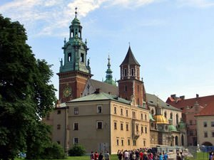 Krakow in June