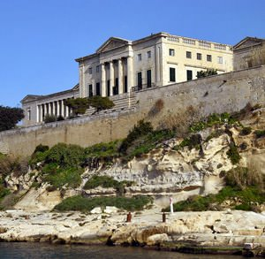 Fort, The Grand Harbour, Valletta-Three Cities, Malta