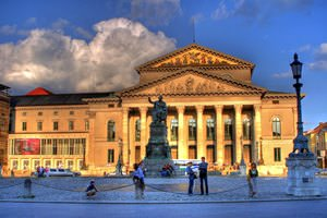 National Theater HDR