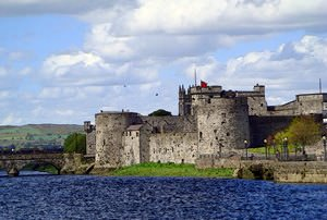 King Johns Castle - Seat of the Kings of Munster