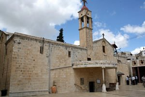Nazareth: Church of St. Gabriel