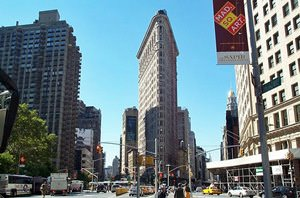 Edificio Flatiron New York