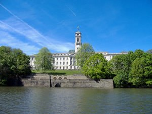 Nottingham - Lake - Trent Building