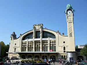 Gare De Rouen, Normandy