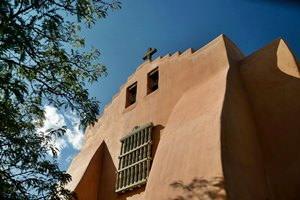 First Presbyterian Church - Santa Fe