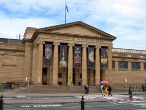 Sydney Art of New South Wales Museum