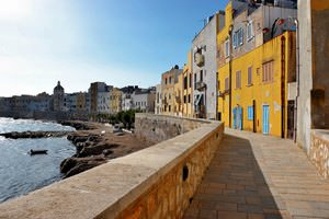 Trapani Seafront