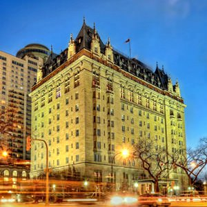 The Fabulous Hotel Fort Garry