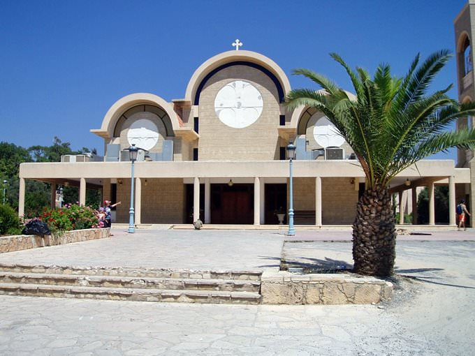 Cathedral in Ayia Napa