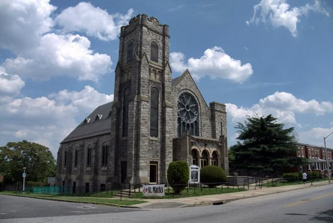 Church, Edmondson Avenue Historic District