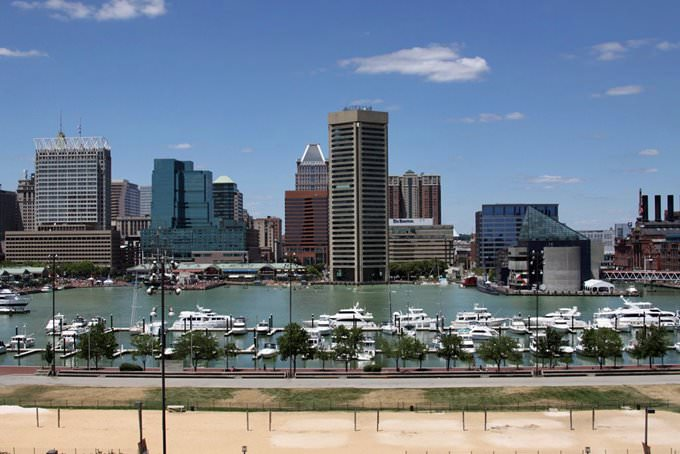 Downtown Baltimore