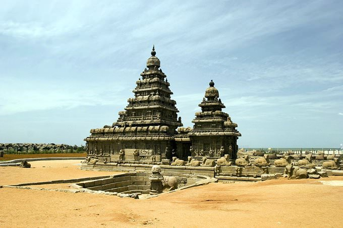 Chennai: Beach temple