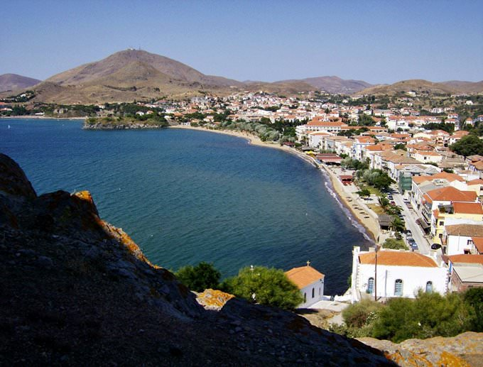 Limnos Insel