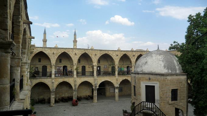 Büyük Han (the Great Inn)
