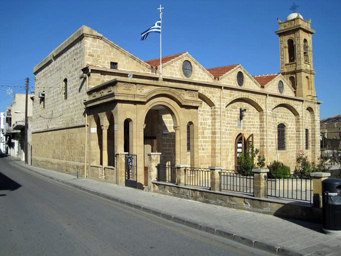 Ayios Savva Church