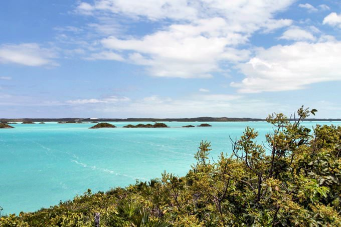 Chalk Sound National Park, Providenciales (Provo), Turks and Caicos Islands (TCI)