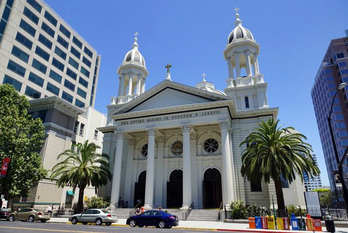 San Jose Downtown, Cathedral Basilica of St. Joseph