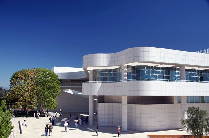 Museum Entrance Hall, Getty Center