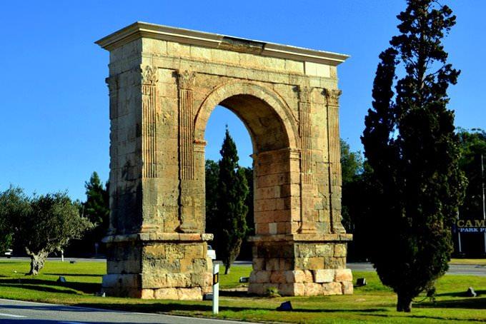 Arc de Berà, Roda de Barà, Tarragona