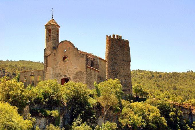 Santa Perpètua de Gaià, Pontils, Tarragona