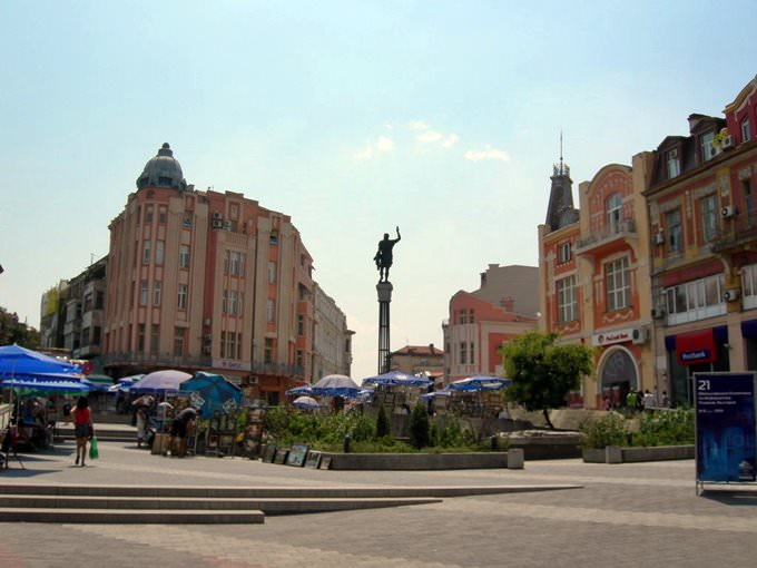 Roadtrip Bulgarije
