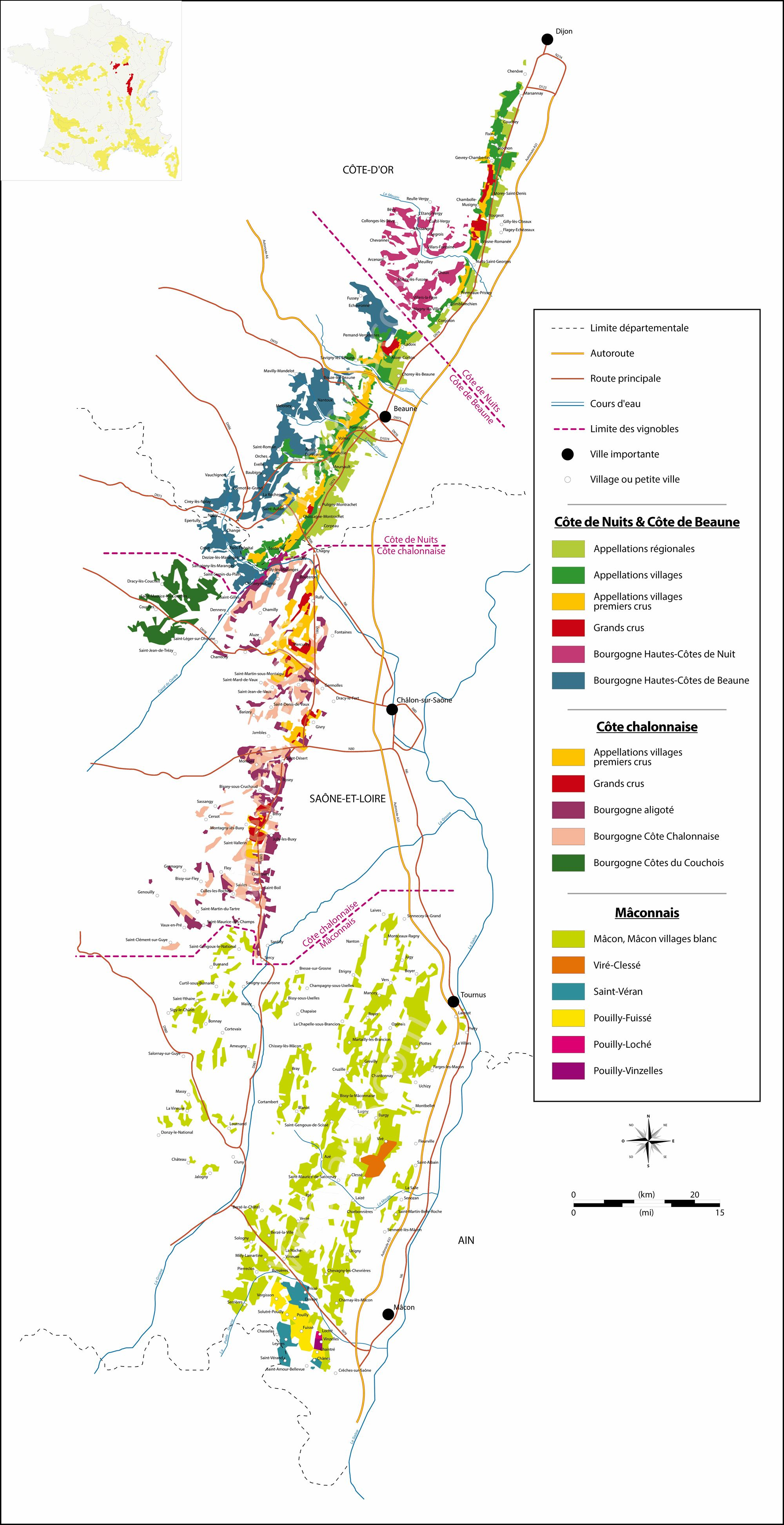 France Wine Subway Map.Large Burgundy Maps For Free Download And Print High Resolution